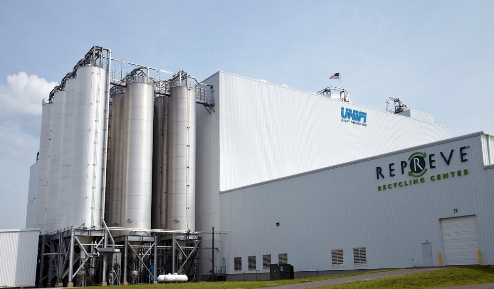 Unifi Inc., a manufacturer of recycled and synthetic yarns, cited Brazil's performance in reporting a strong uptick in Q3 sales and income.