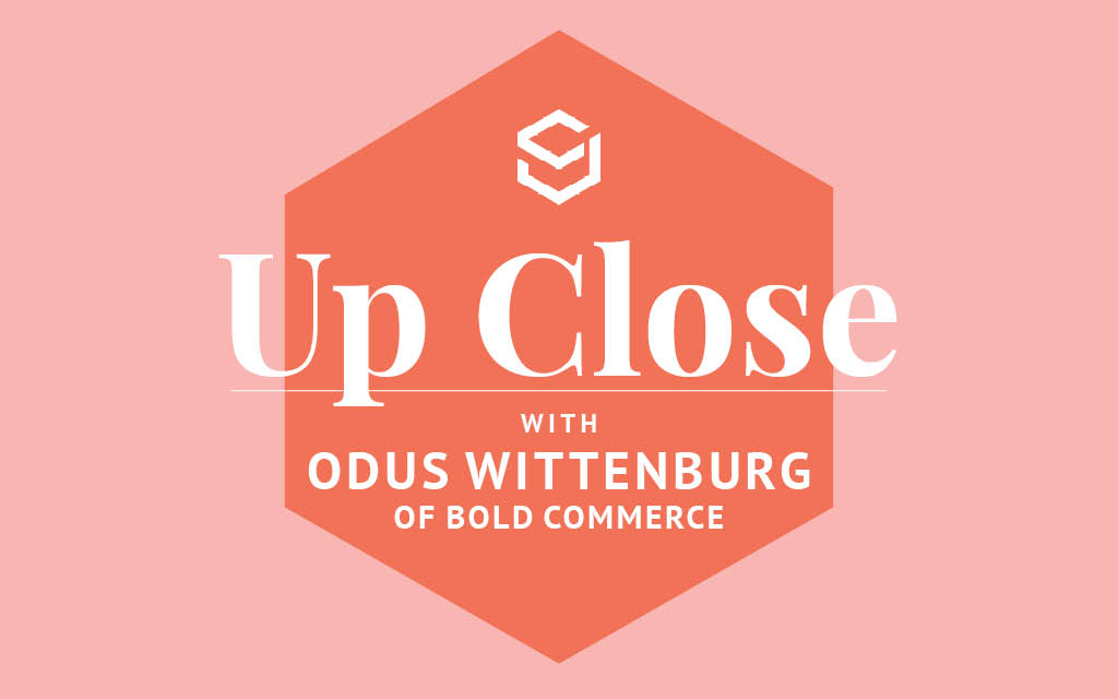 Bold Commerce's Odus Wittenburg discusses the importance of customizing checkout and how apparel retailers can optimize omnichannel.