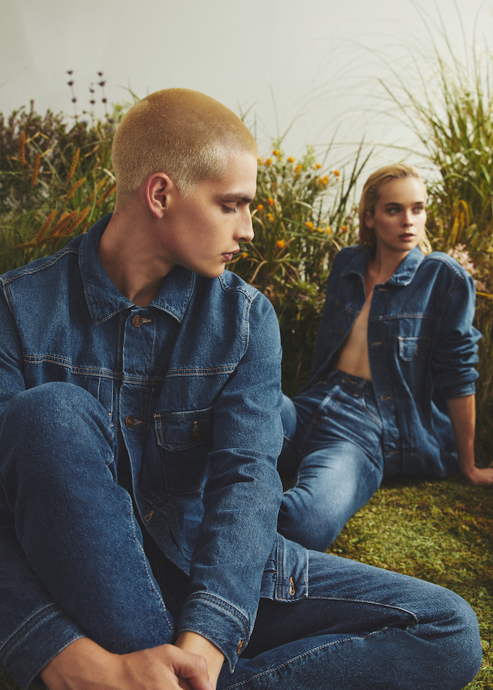 """AG's """"Jeans of Tomorrow"""" collection offers 100 percent biodegradable denim made from hemp, Tencel and organic cotton."""