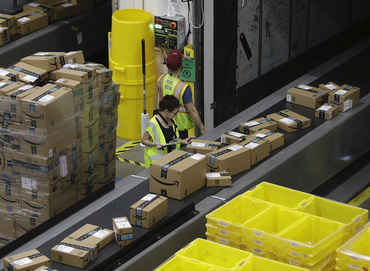 An Amazon manager explains how demand forecasting drove more than $500 million in buying decisions at the start of the coronavirus pandemic.