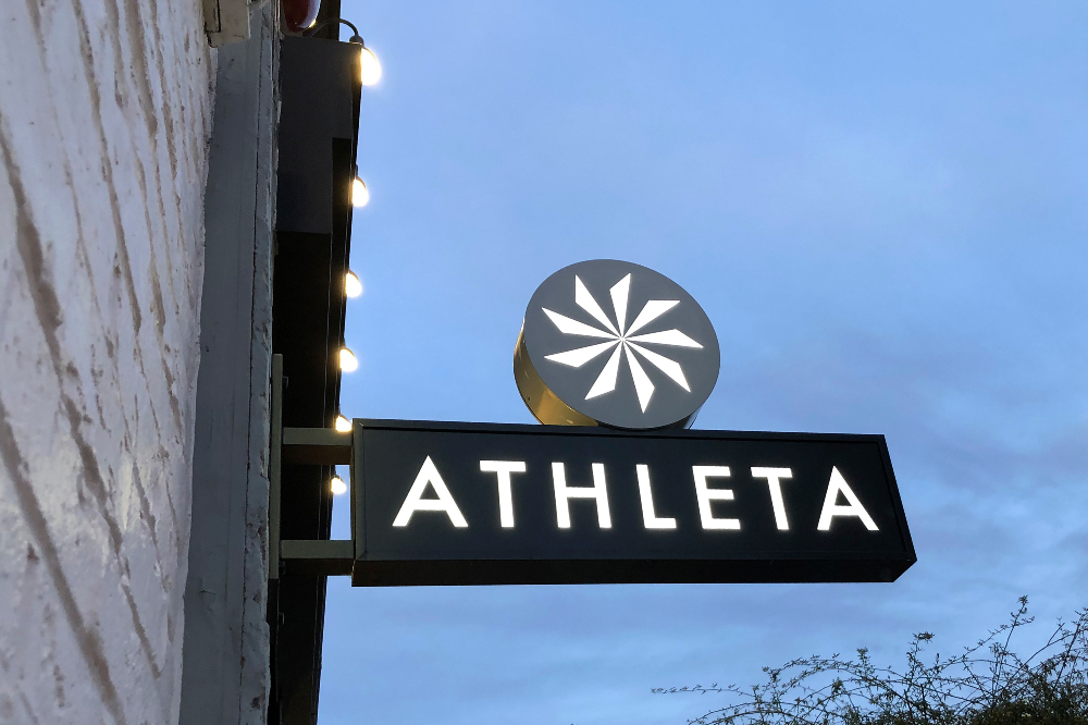 Athleta, Gap Inc.'s size-inclusive women's activewear and a B Corp brand, plans a Canadian expansion with two stores and a new digital site.