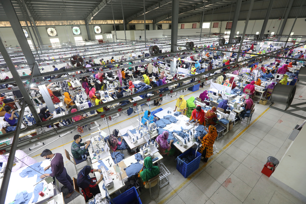"""The Bangladesh government, fashion brands and suppliers must rally to protect the global supply chain's """"weakest link"""": garment workers."""