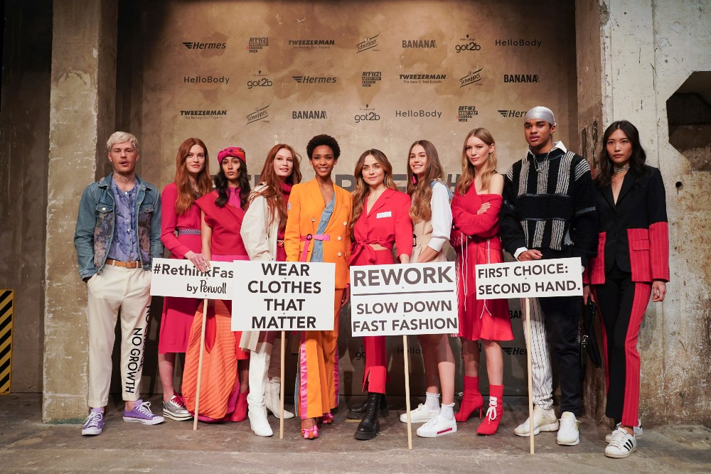 A new UBS research report investigates the apparel retailers poised to win or lose if ESG-savvy consumers quit feasting on fast fashion.