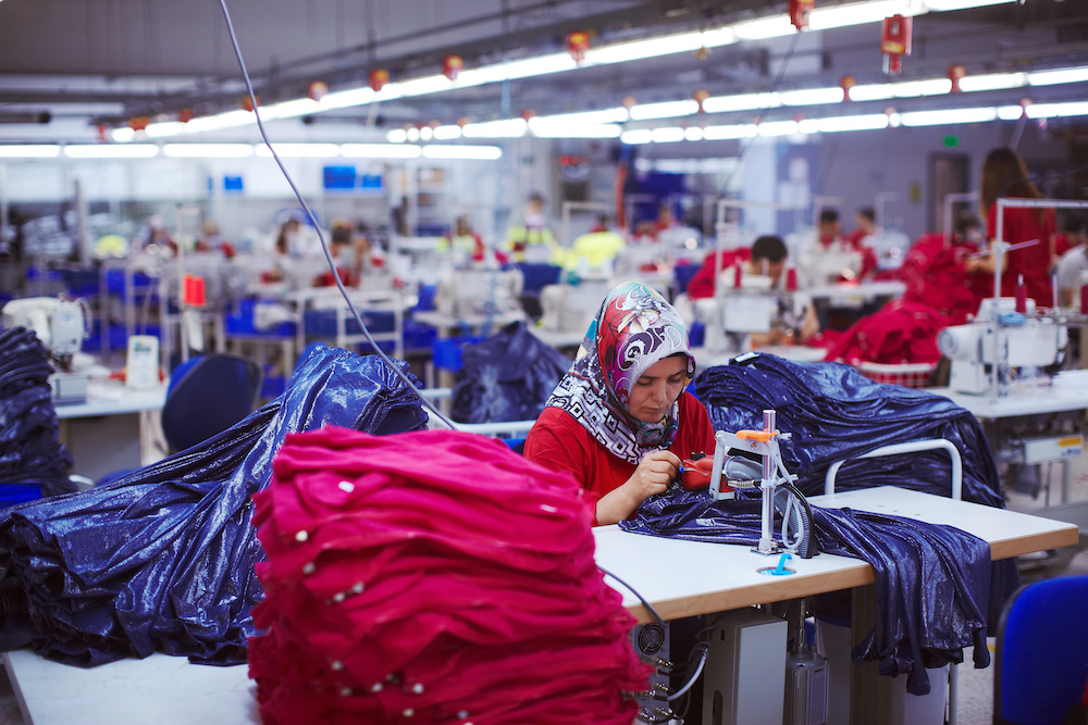 The coronavirus pandemic highlighted the need for better support and resources for garment workers throughout the global denim supply chain.