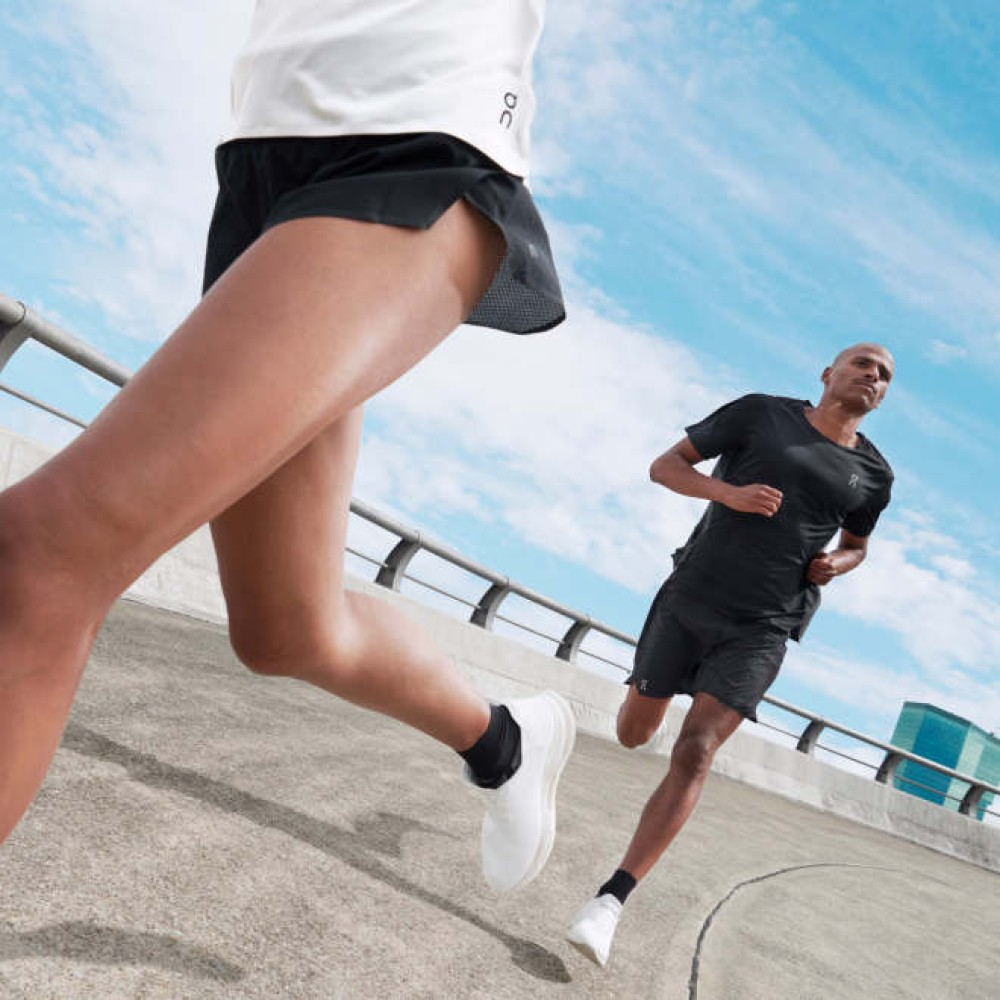 On's fully circular Cyclon running shoe, which launches this fall, can be mailed back to the brand to be recycled into new footwear.
