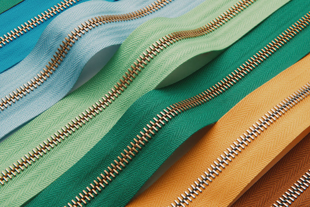 Riri Group is the first manufacturing company in the fashion accessories industry to make recycled polyester a standard for its zip range.