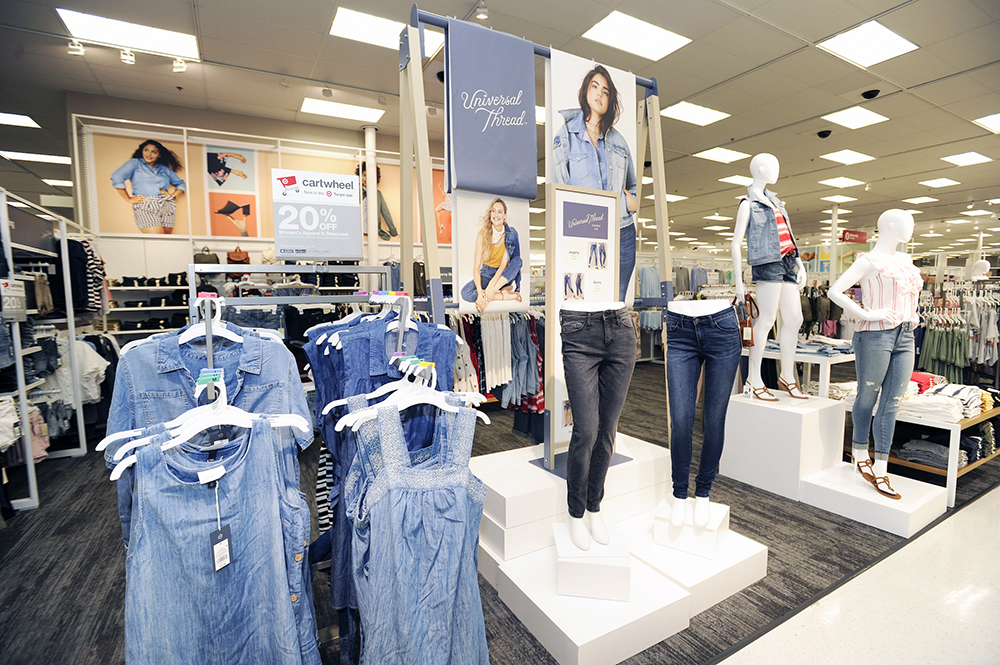 Experts explore the future of denim brands at big box retailers such as Target, Walmart and Amazon in the aftermath of the pandemic.