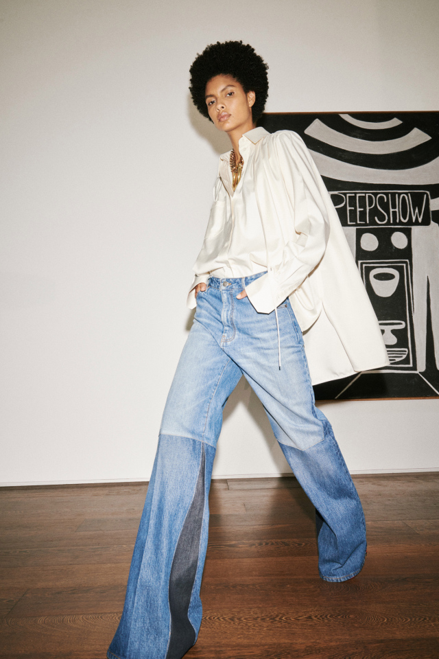 New arrivals and recent sellouts point to a shift in the silhouettes, fabrics and colors that consumers want, according to Edited.