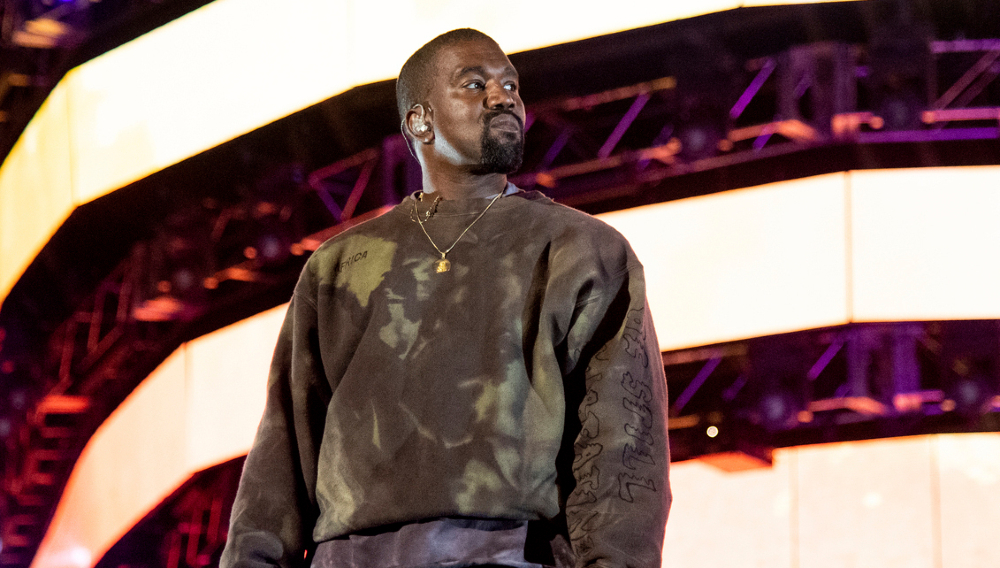 Kanye West's Yeezy brand has received a complaint from Walmart regarding its proposed logo trademark.