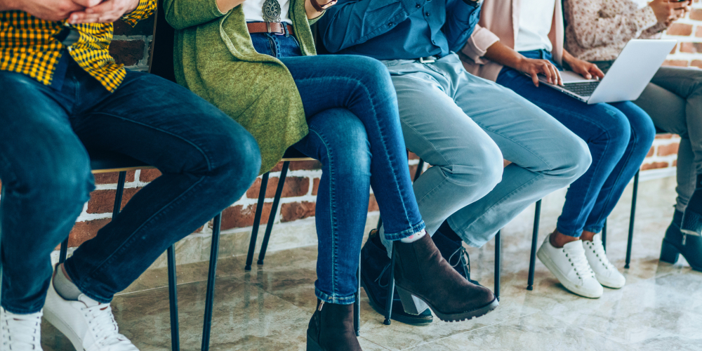 After a year in loungewear, denim gives consumers a way to look pulled-together without going full formal in typical workplace attire.