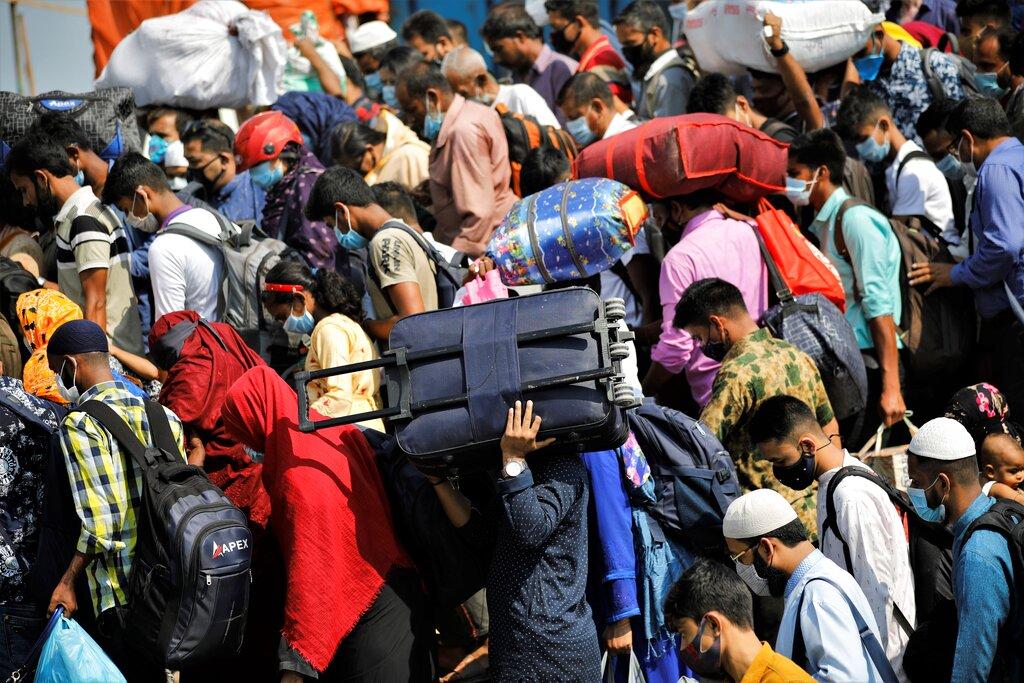 Eid-Ul-Fitr In Bangladesh