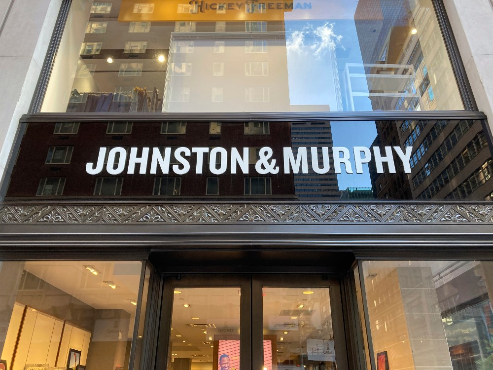 Genesco's Johnston & Murphy brand saw gains in golf footwear and apparel