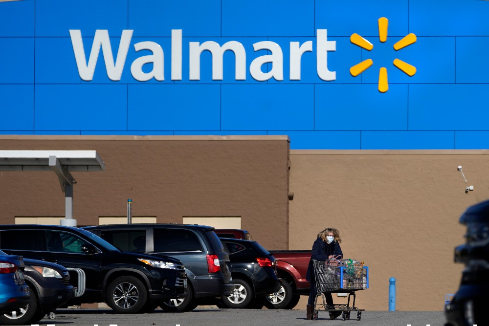 Walmart apologized for a wave of emails that went out that addressed recipients with a racial slur