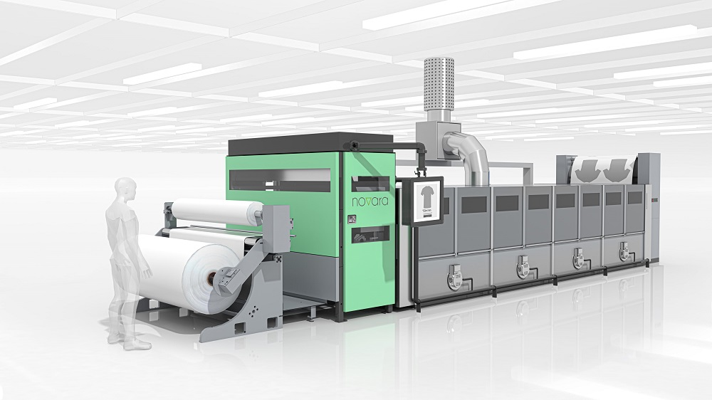 Digital dyeing specialist Alchemie Technology has partnered with textile innovation company HeiQ to rollout its Novara finishing solution.