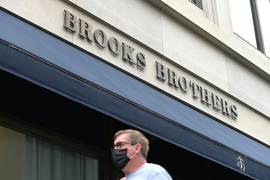 Longtime Brooks Brothers supplier TAL Apparel sued former CEO Claudio Del Vecchio and his son after the bankruptcy dinged its investment.