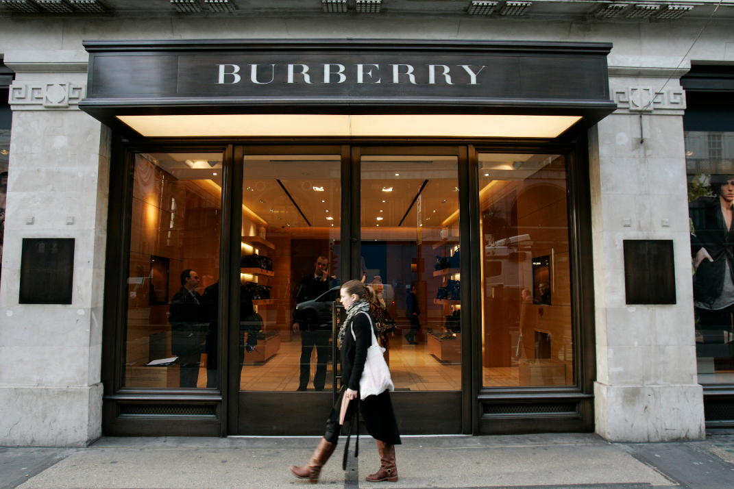 Strength in Mainland China, Korea and the U.S. fueled Burberry's fourth quarter, which saw fewer markdowns encourage full-price sales.
