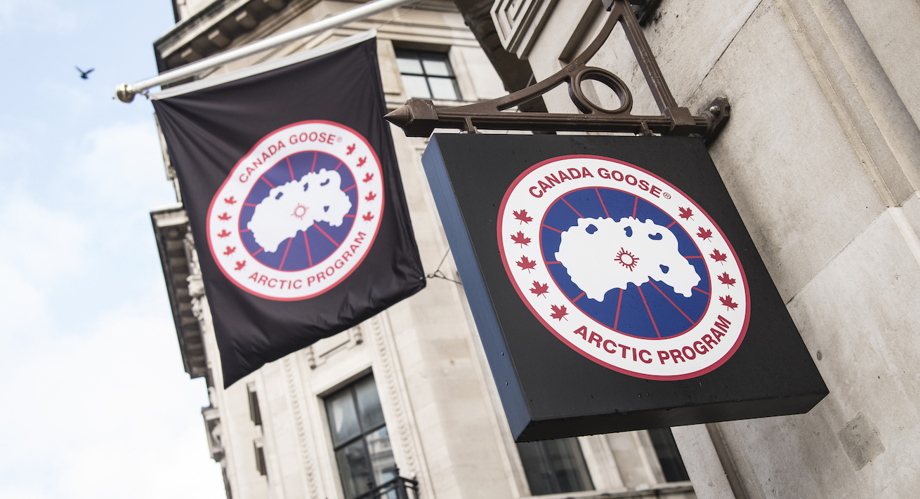 Canada Goose showed plenty of promise in its fiscal fourth quarter with $172.5 million in revenue, a 48.2 percent jump, even as nine stores were closed for an average of eight weeks throughout the period.