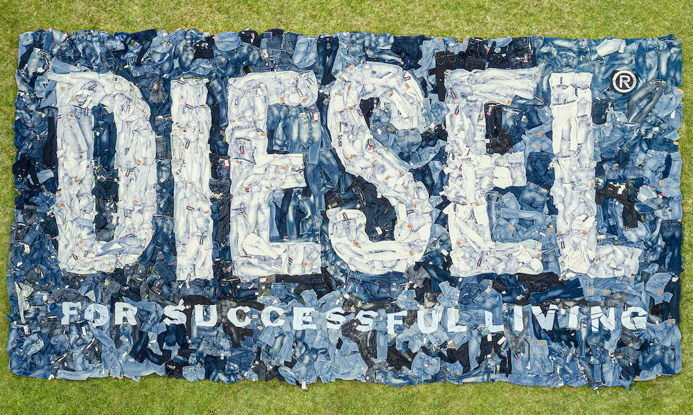 Led by creative director Glenn Martens, Diesel Library represents a new strategy for the brand's core category: denim.