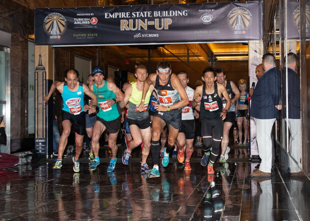 From the Empire State Building Run-Up to the New York City Marathon, the return of major running races augurs well for big athletic brands.