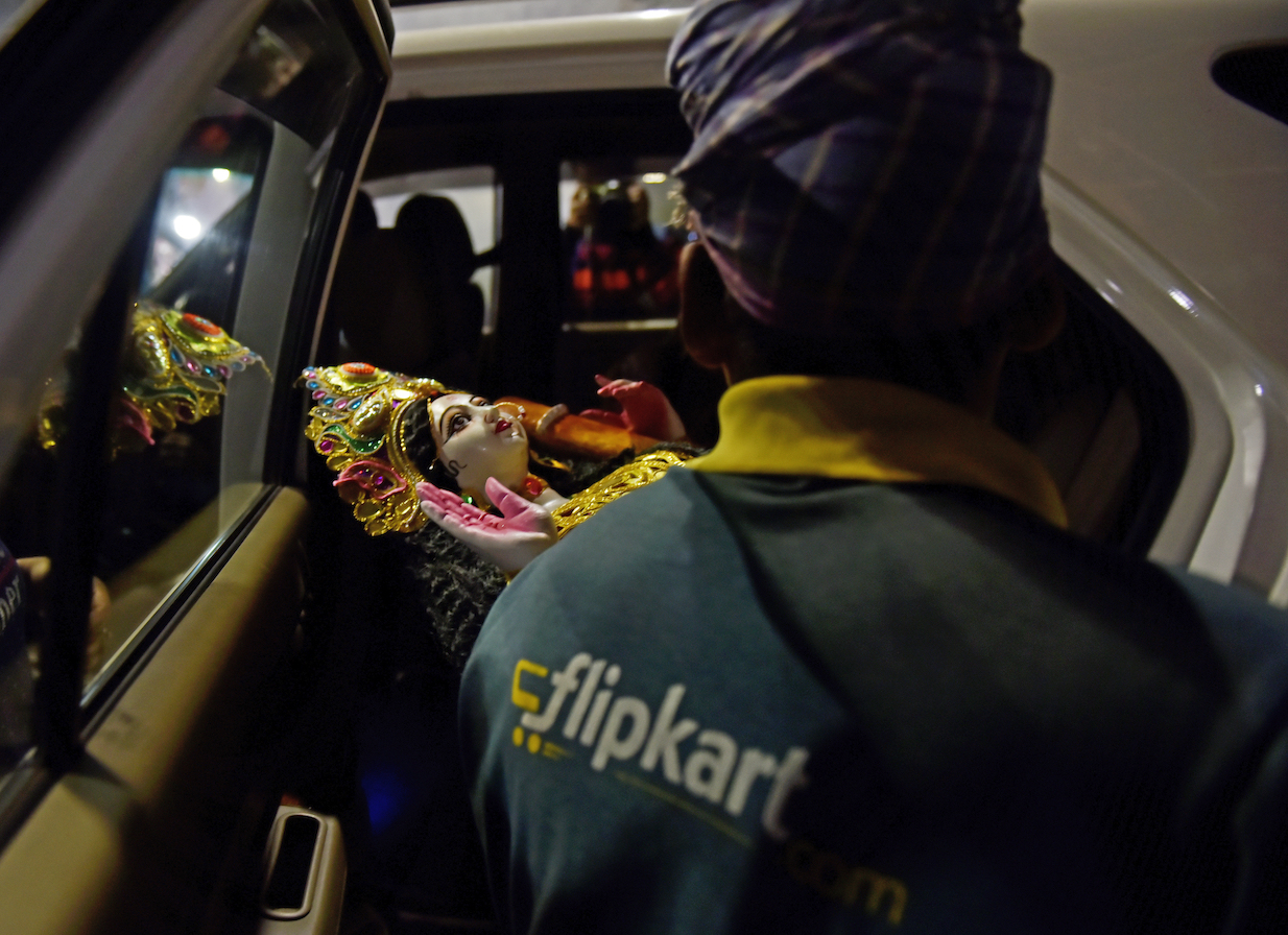 Flipkart is reportedly in early talks with investors to raise at least $1 billion ahead of a potential initial public offering (IPO) in the U.S. in the fourth quarter of 2021, according to The Economic Times. The investment total could reach as much as $2 billion, the report said.