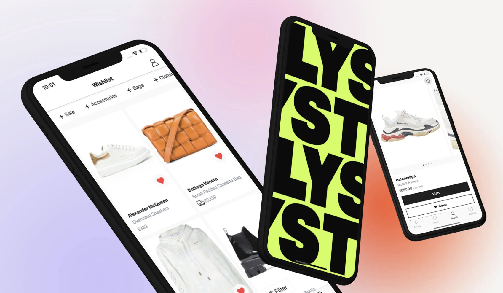 More than $400 million is powering fashion tech platforms such as Lyst, Grin, Vinted, GoShare2 and DLSTD parent Digital Brands Group.