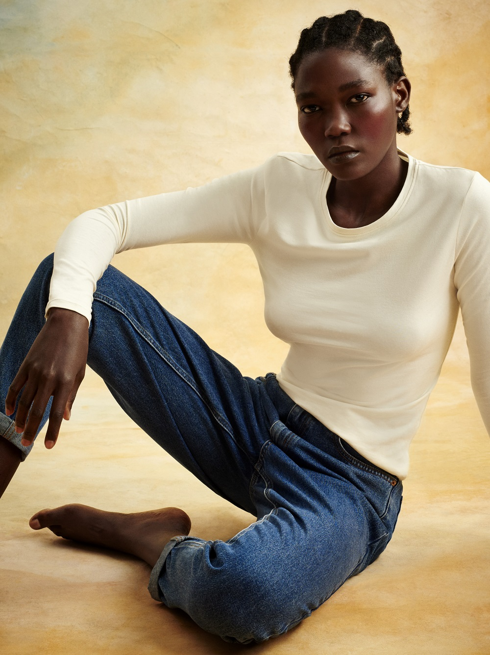 The British fast fashion chain's collection is certified by circular fashion company Recover, which aims to close the loop on fashion.