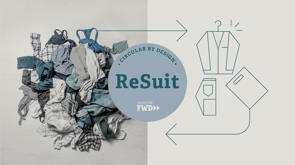 ReSuit, or Recycling Technologies and Sustainable Textile Product Design, aims to end textile waste in Denmark with the help of Bestseller.
