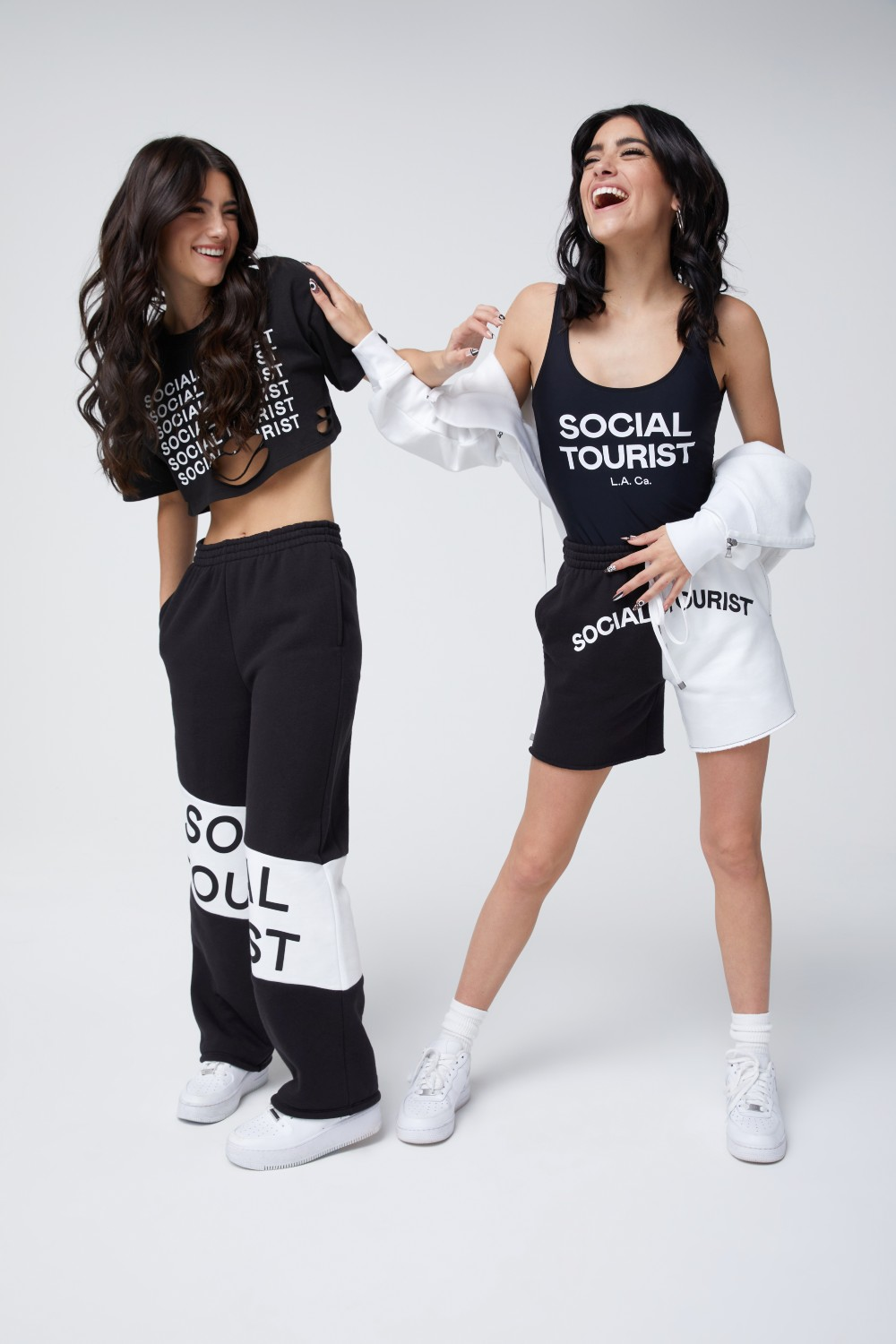 The Abercrombie & Fitch brand plans to launch Social Tourist this month with new product to drop approximately every month.