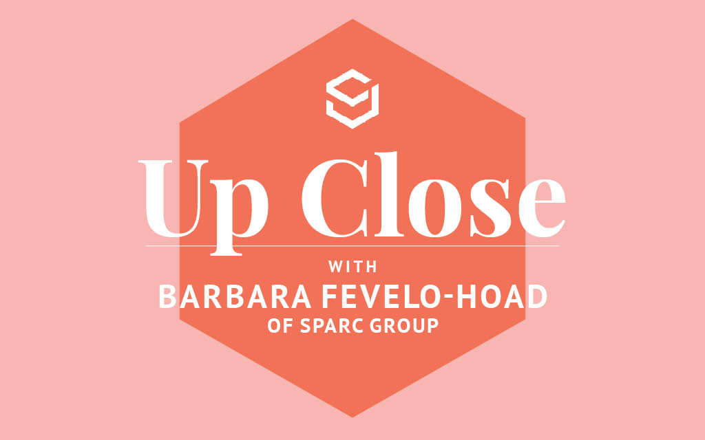 SPARC's Barbara Fevelo-Hoad discusses what the consumer goods industry is getting right and her group's fashion portfolio growth.