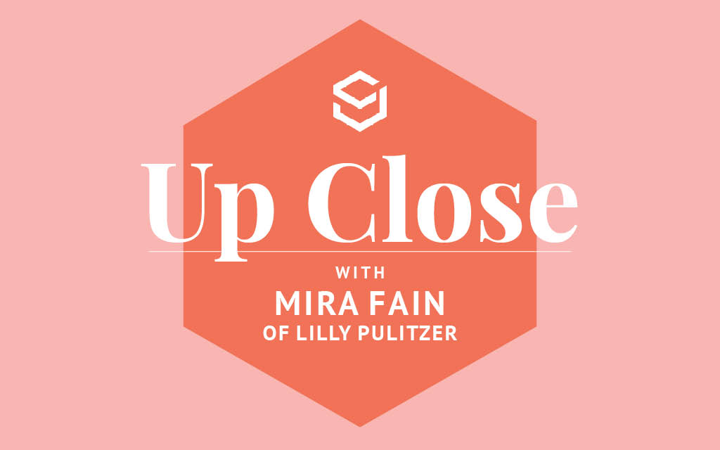In this Q+A, Lilly Pulitzer's Mira Fain discusses how automotive production models could help fashion and her brand's activewear moves.