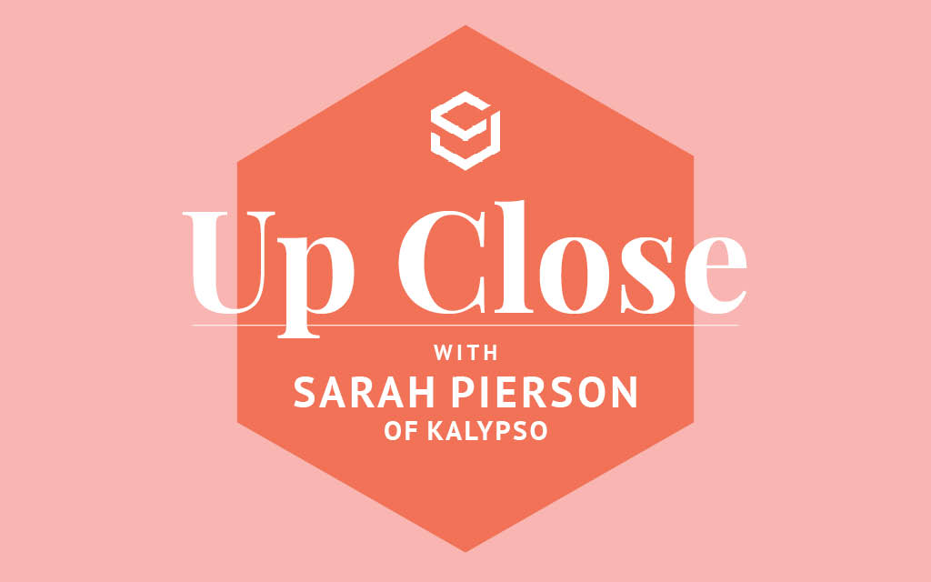 """In this Q+A, Kalypso's Sarah Pierson explains why sustainability is an investment and why fashion must go beyond """"dabbling in digital."""""""