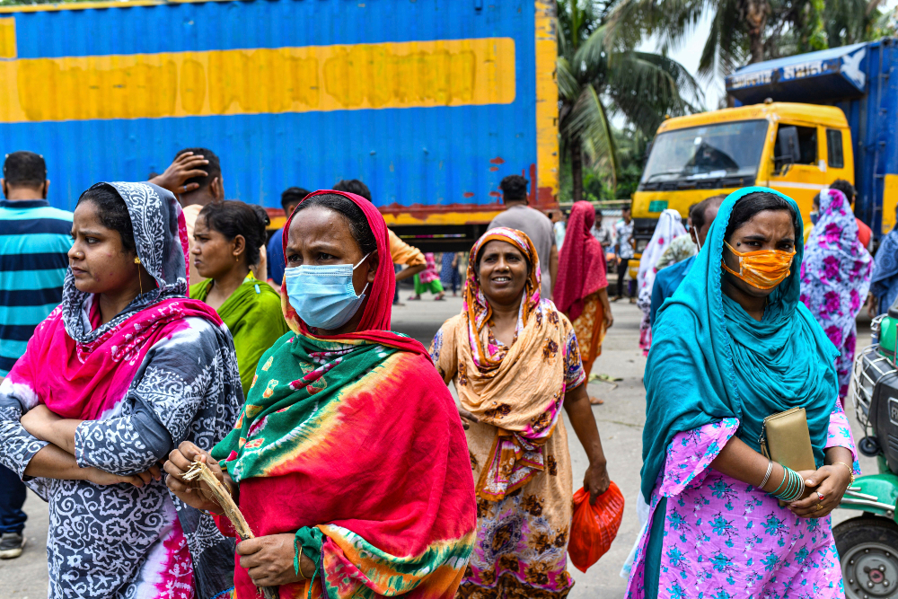 Global unions are in disagreement with the self-monitoring policies on garment factory safety set to be put into effect in Bangladesh.