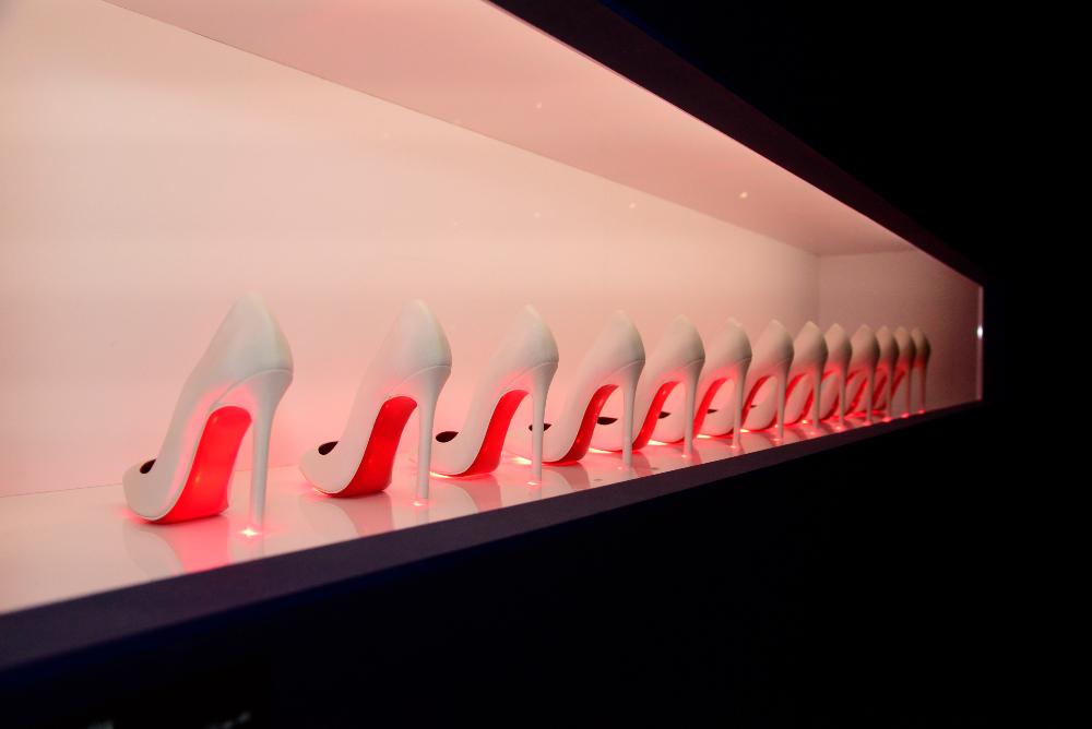 Parisian footwear designer Christian Louboutin has filed a complaint against Amazon's European businesses over trademark infringement.