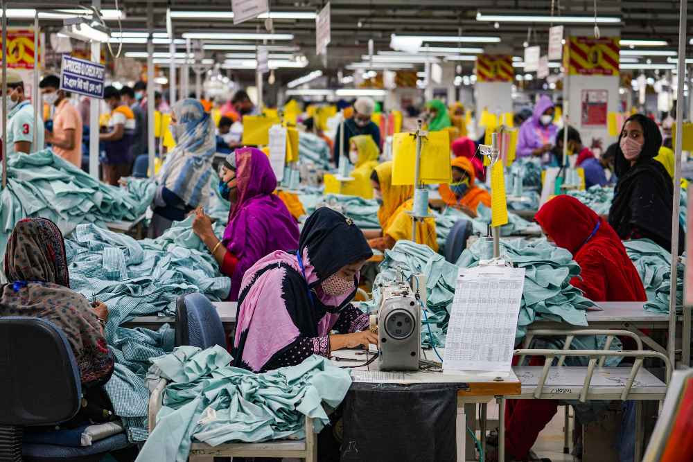 The 2021 Fashion CEO Agenda outlines key priorities for apparel businesses to future-proof both their interests and those of the planet.