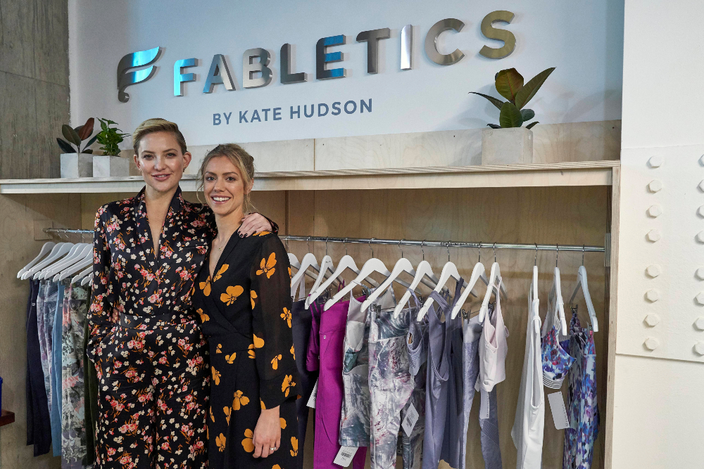 Kate Hudson's Fabletics label suspended one of its suppliers in Lesotho after dozens of workers complained of sexual and physical abuse.