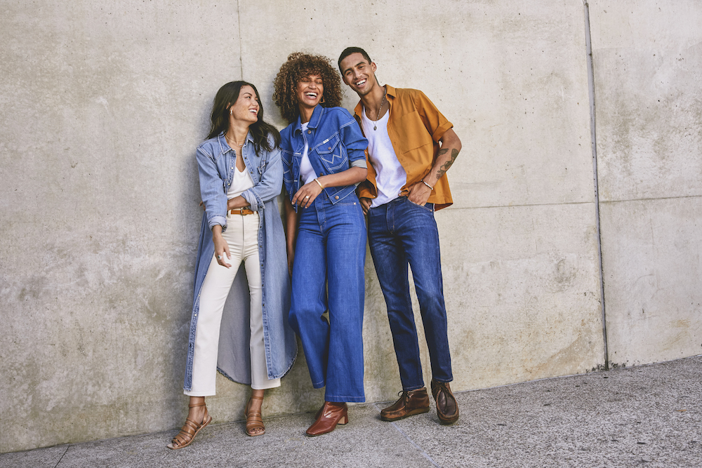 Kontoor Brands president and CEO Scott Baxter shares how the denim giant is preparing itself for another year of change and opportunity.