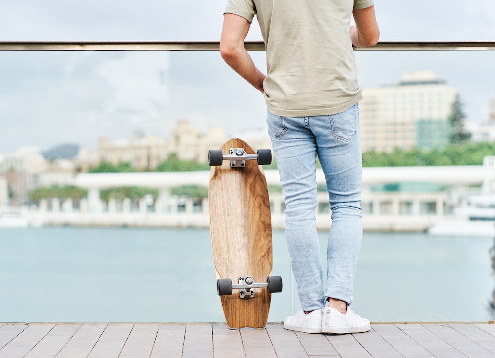 Light wash denim instantly adds a laidback summer vibe to men's fashion. Here's some of our favorites.