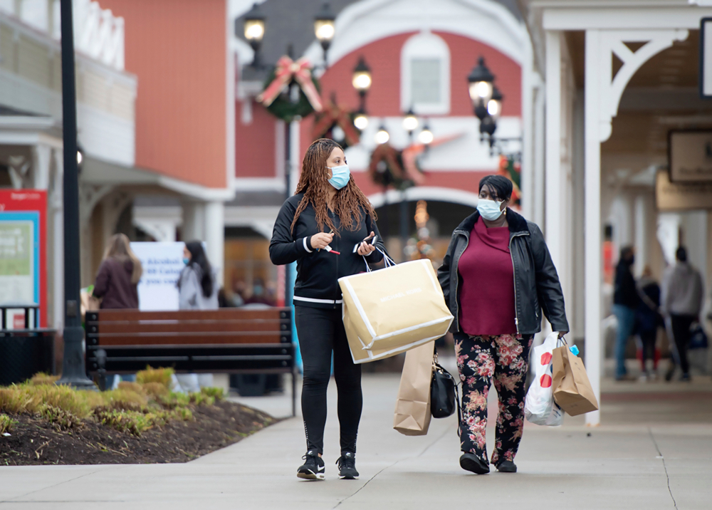 The latest results from mall operators including Simon, Macerich and Tanger point to a revival underway at the nation's shopping centers.
