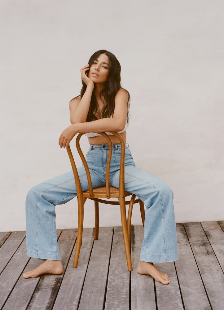 Outland Denim collaborated with Australian label Spell on a five-piece denim capsule for which it will provide manufacturing services.