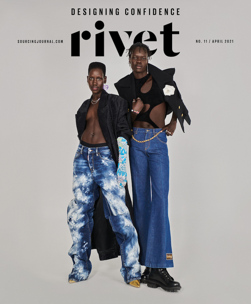 The latest issue of Rivet is dedicated to denim that is meant to be lived in and seen.