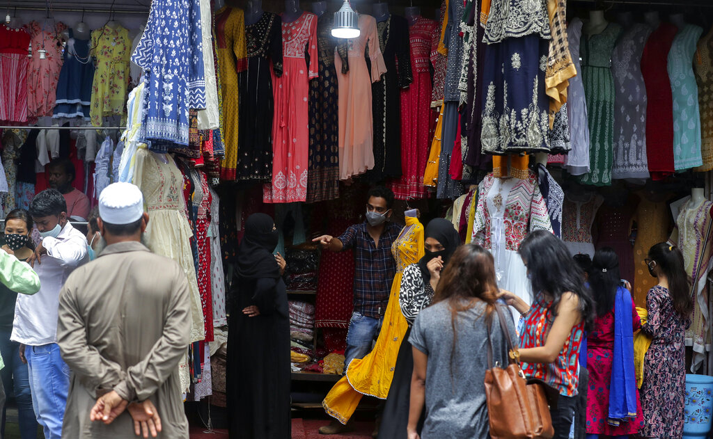 India's ongoing—if slowly easing—battle with Covid-19 is threatening to derail the growth of the country's $15 billion apparel sector.
