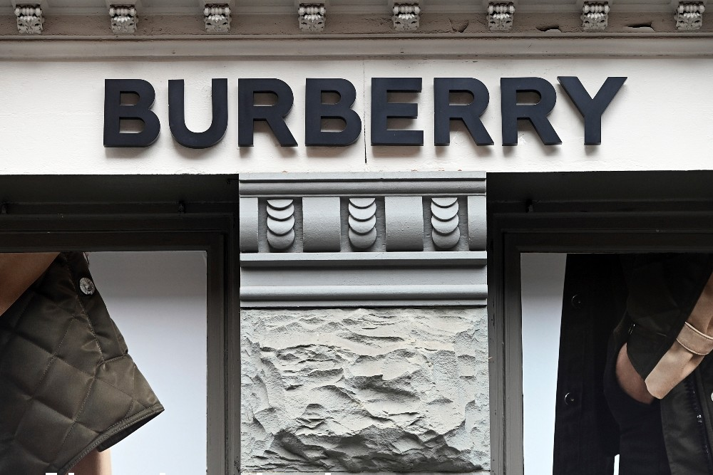 Leaders at a leather goods company that subcontracted for a Burberry supplier were arrested for labor exploitation by Italian police