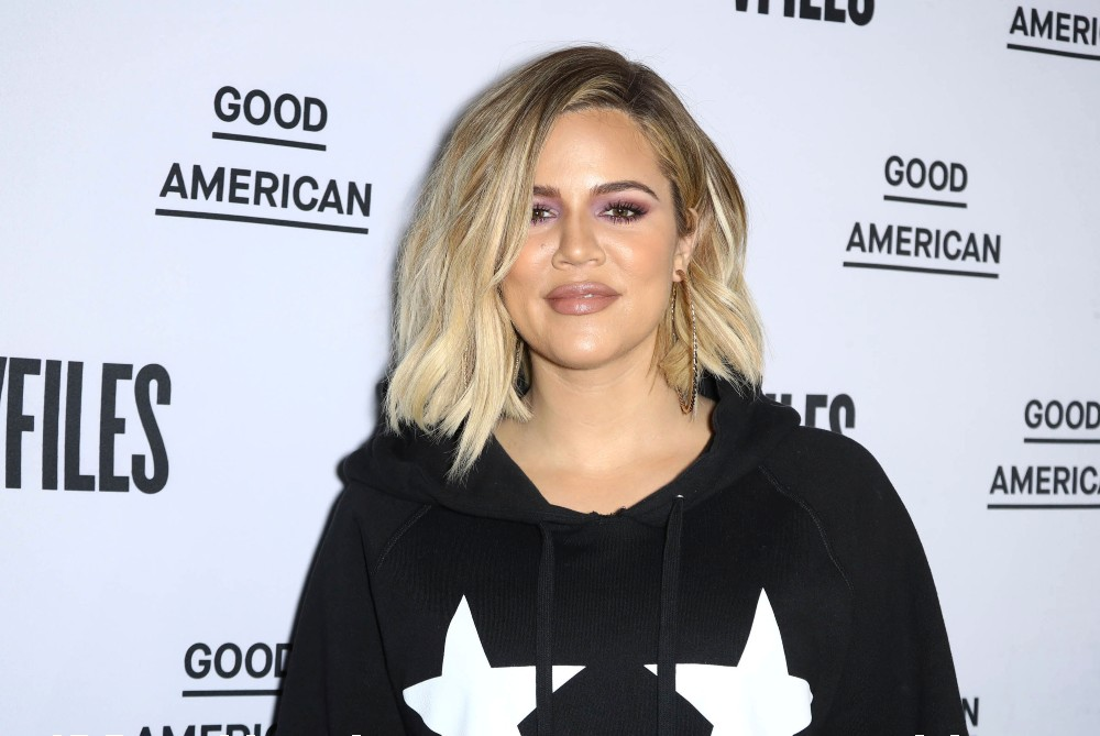 Khloe Kardashian and her brand Good American reached a settlement with d.bleu.dazzled
