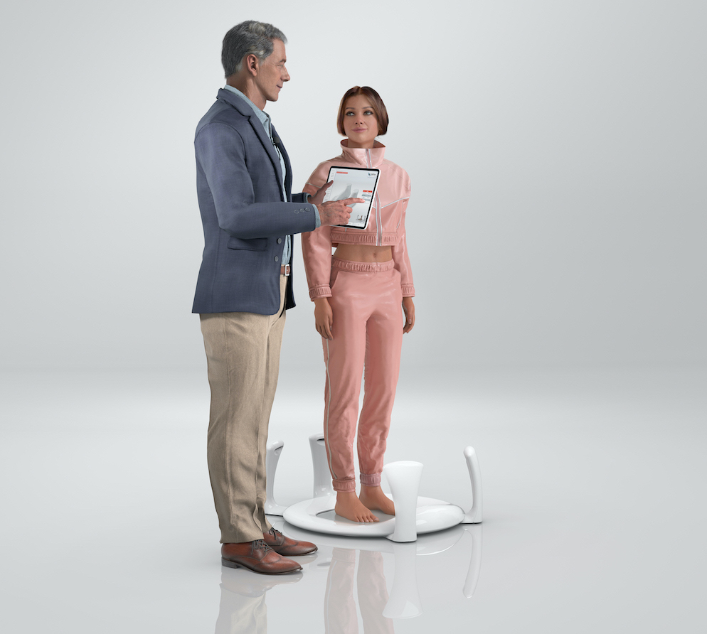Aetrex's in-store Albert 3DFit smart 3D scanning technology is laser-focused to aid retailers with footwear fit and also minimize returns.
