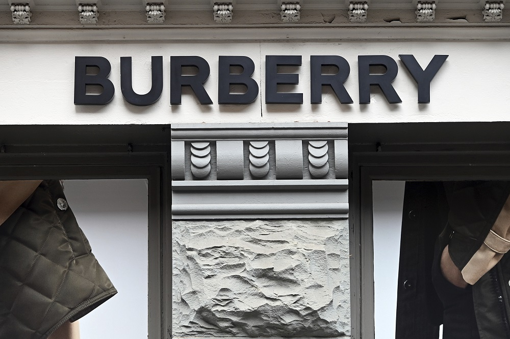 Burberry CEO Marco Gobbetti is stepping down and Everstream Analytics said Julie Gerdeman joined the company as CEO.