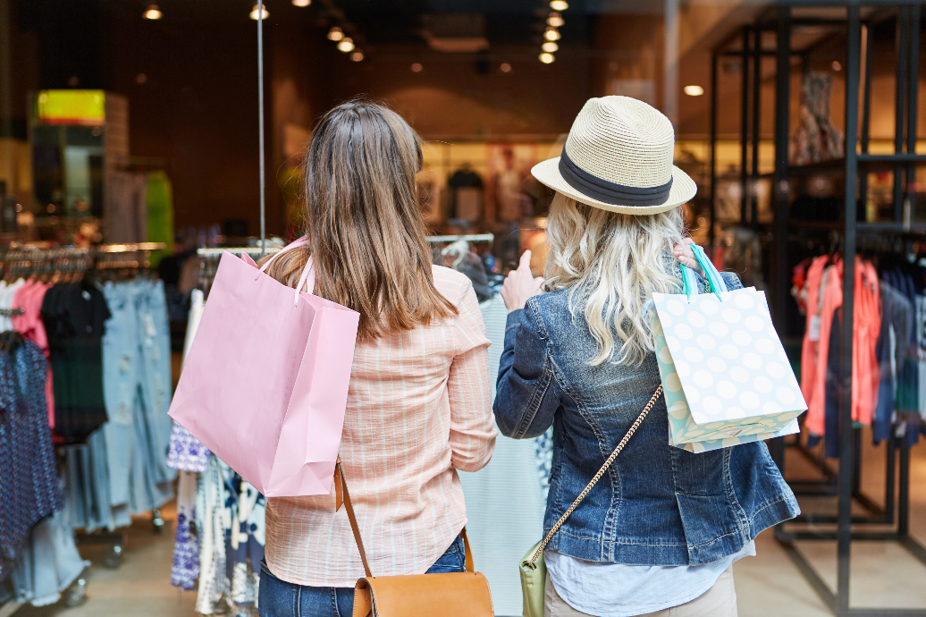 Consumers are getting to back to their regular activities, new data foot traffic shows, and that includes shopping in physical stores.
