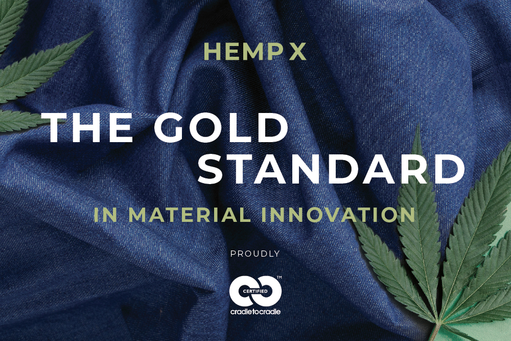 Responding to the growing demand for compliance information, AGI Denim has introduced its first Cradle to Cradle Certified fabric, HempX.