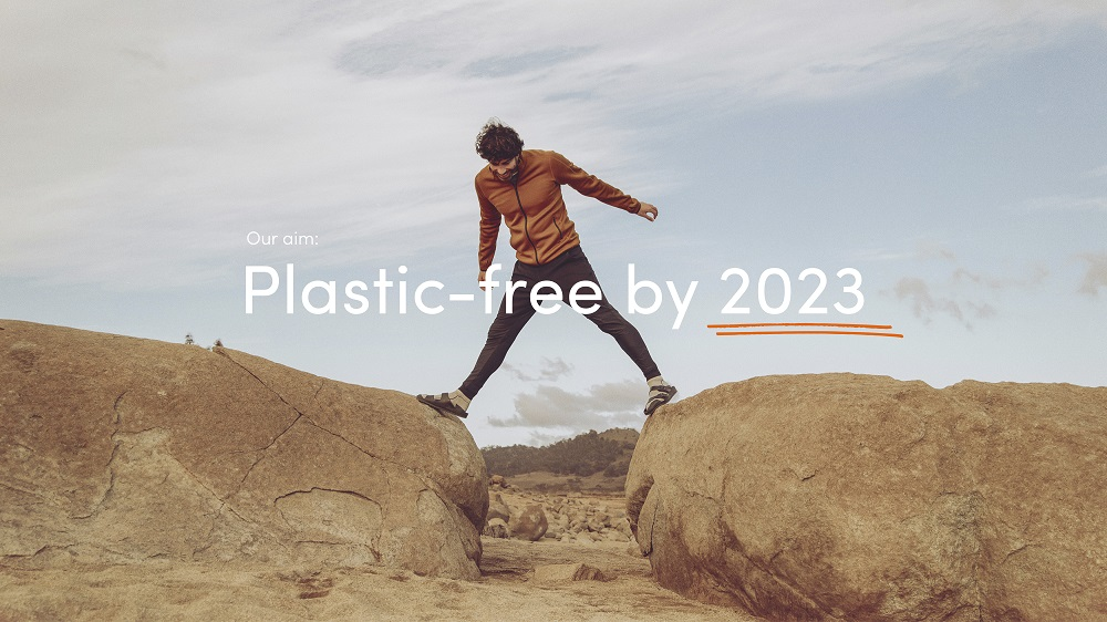 New Zealand performance apparel brand Icebreaker's fourth annual Transparency Report documents a major focus on its plastic-free initiative.
