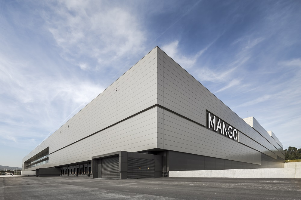 Fast-fashion retailer Mango kicked off a $42.43 million expansion of its Barcelona logistics center to better meet rising e-comm demand.