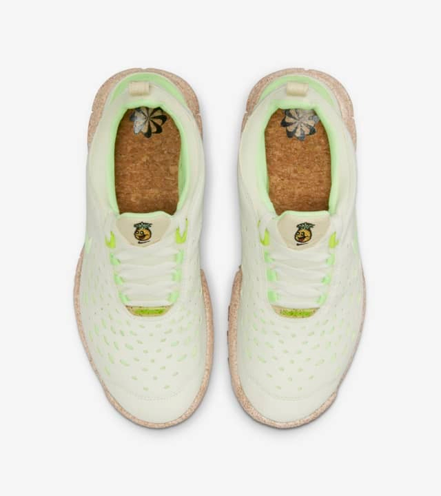 Footwear giant Nike created a seven-sneaker collection using a newly tweaked version of Piñatex's pineapple-leaf leather.